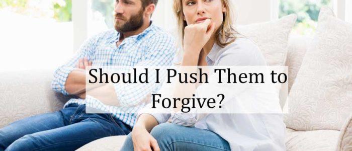 couple forgiveness