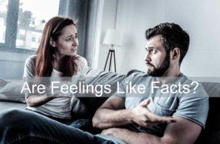 facts feelings